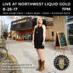 Dawna Stafford Music at Northwest Liquid Gold