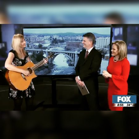 Fox 28 Spokane Good Day Gotta Hear This with Dawna Stafford