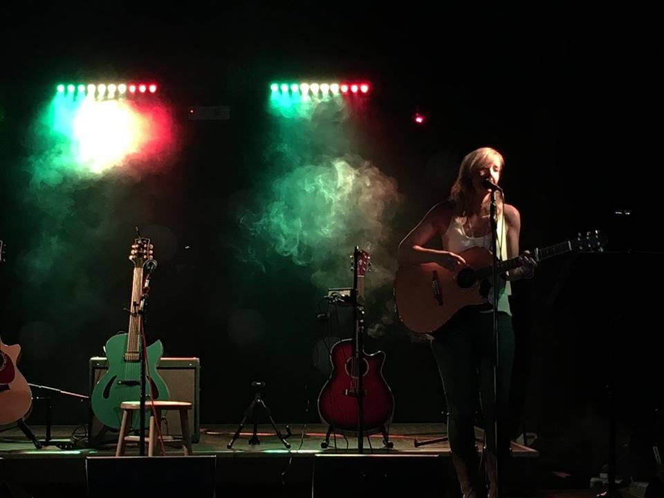 Dawna Stafford Acoustic Folk Musician Spokane