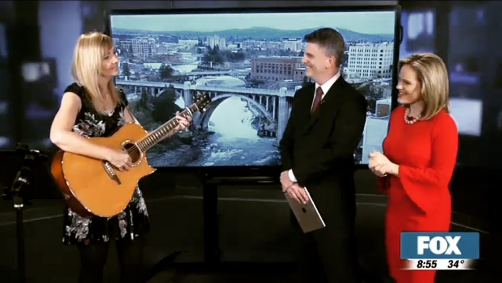 Dawna Stafford Northwest Indie Folk Acoustic Musician
