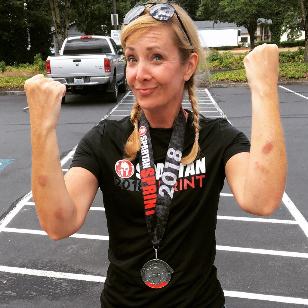 Dawna Stafford Spartan Race
