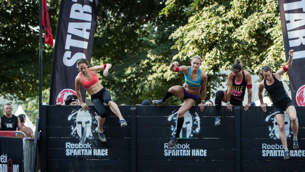 Portland Spartan Race Starting Line