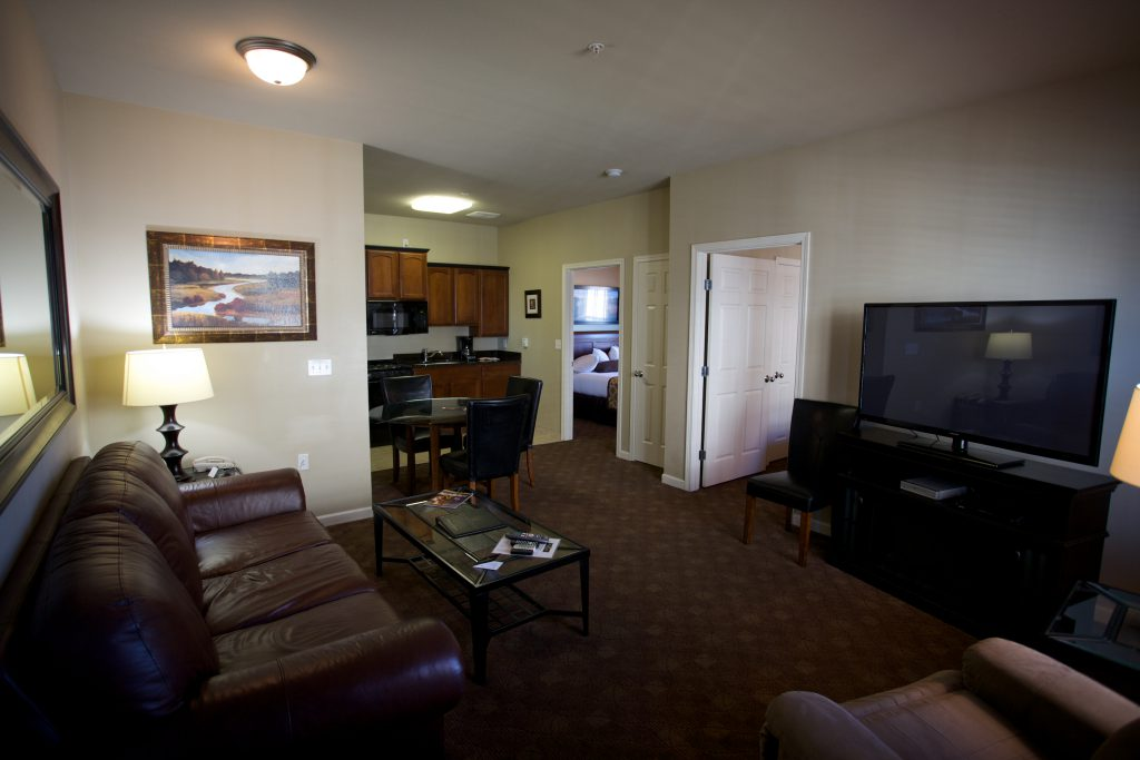 Stratford Suites Spokane Hotel