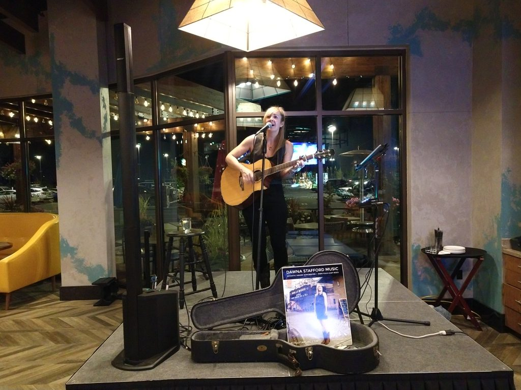 Dawna Stafford Music at Three Peaks Kitchen and Bar
