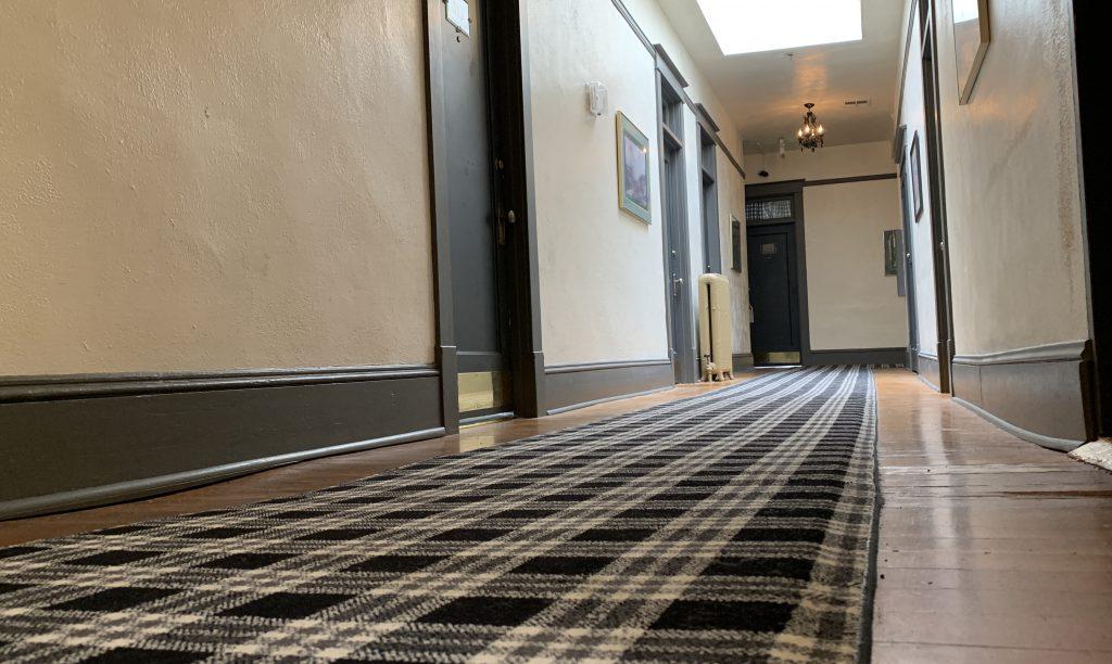 Hood River Hotel Third Floor Hallway