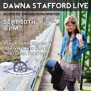 Dawna Stafford Music Facebook Promo 09-30-16